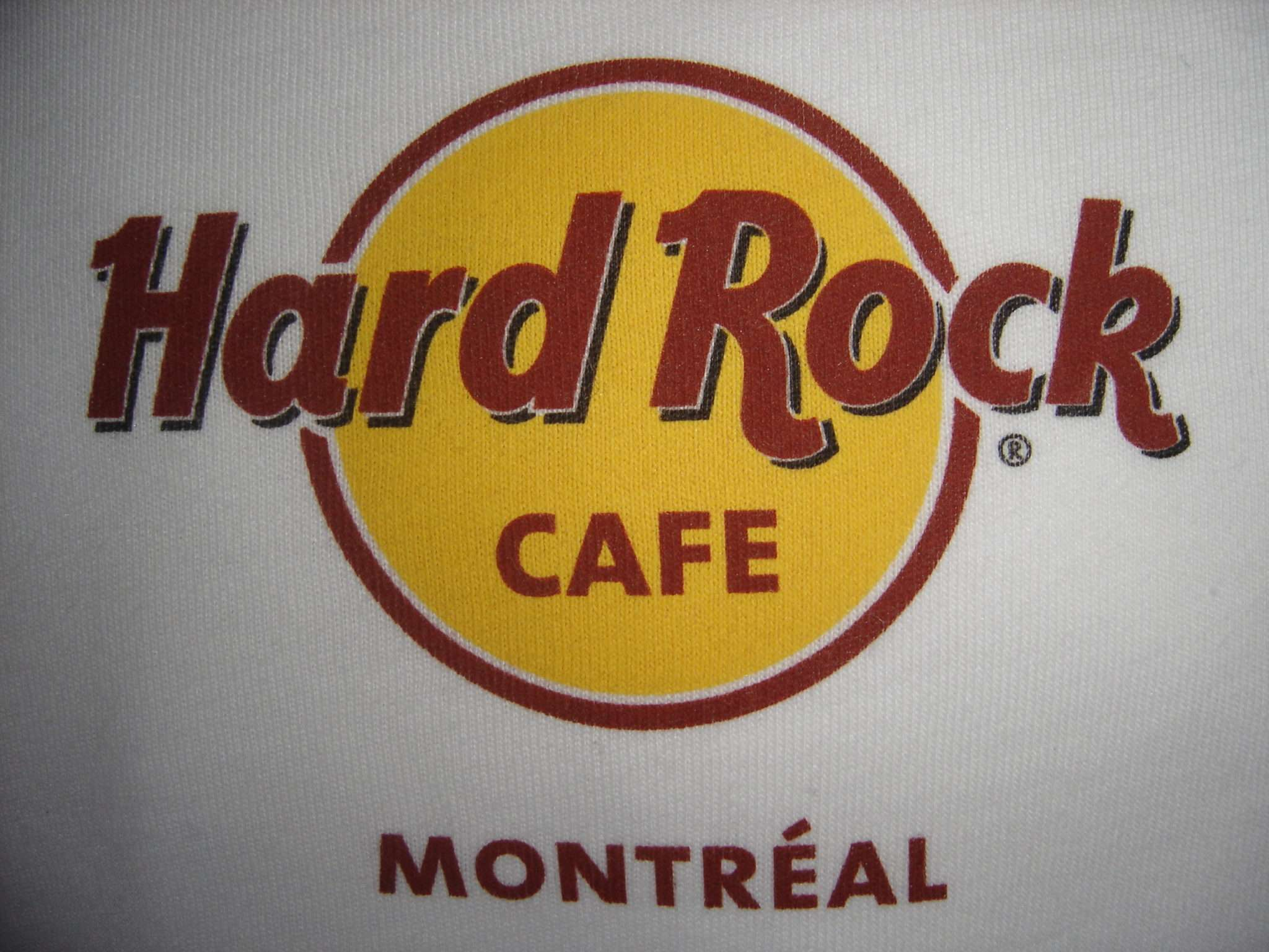 Hard Rock Cafe Montreal