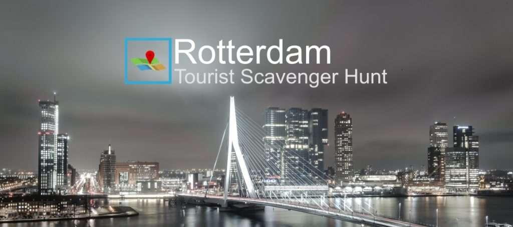 Rotterdam Tourist Scavenger Hunt