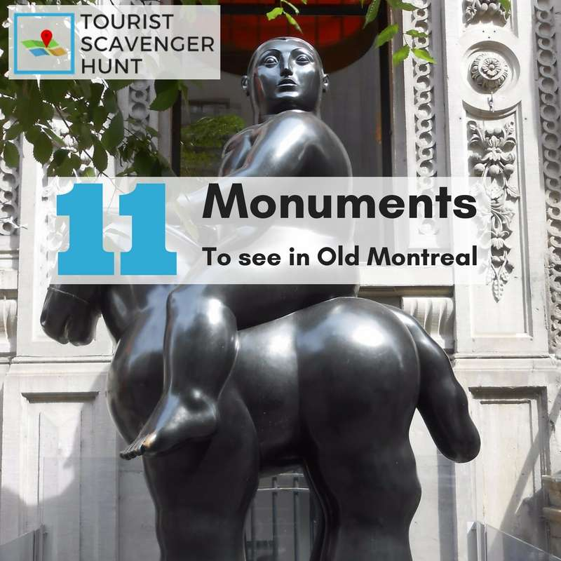 11 monuments to see in Old Montreal