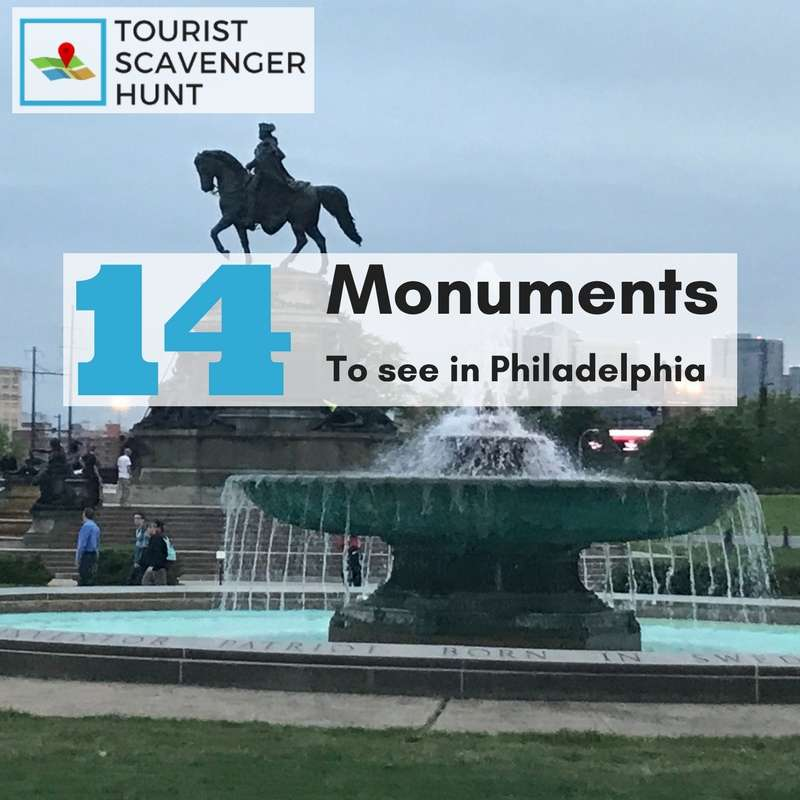 14 monuments to see in Philadelphia