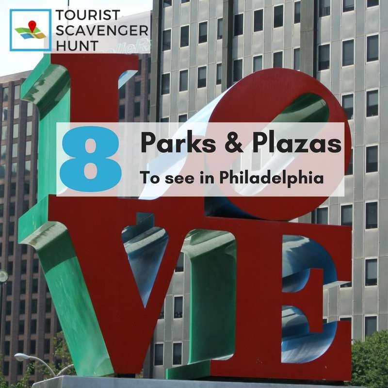 8 parks to see in Philadelphia