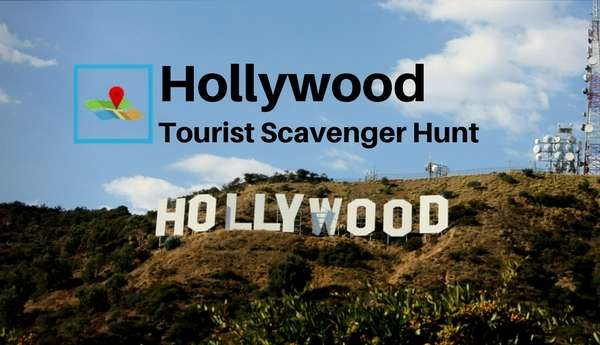 Hollywood Tourist Scavenger Hunt