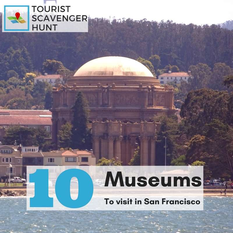 10 museums to see in San Francisco