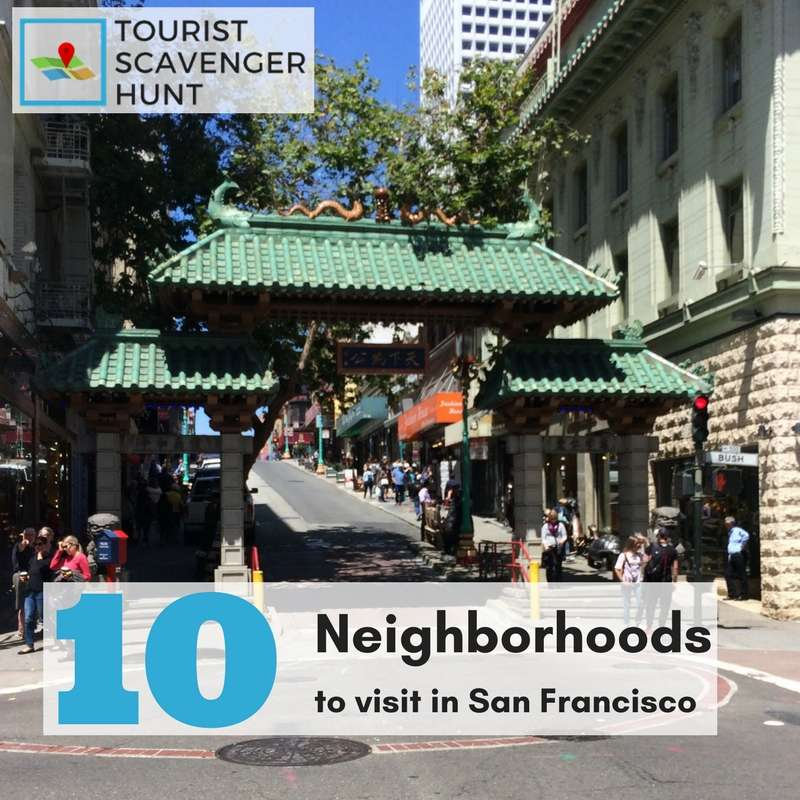 10 san francisco neighbourhoods