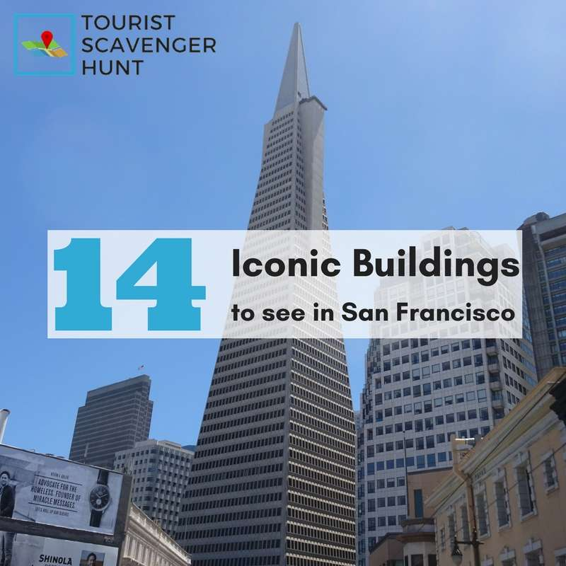 14 San Francisco's iconic buildings