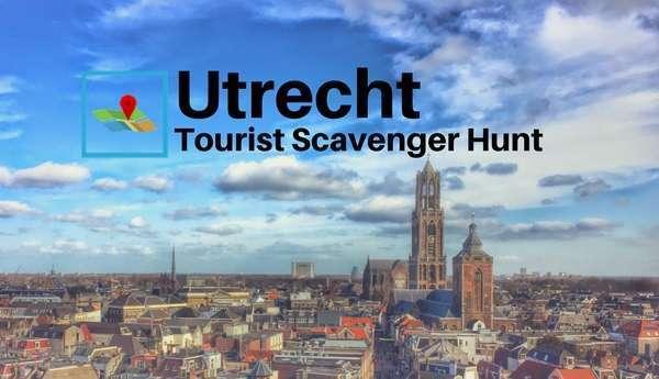 Utrecht Scavenger Hunt