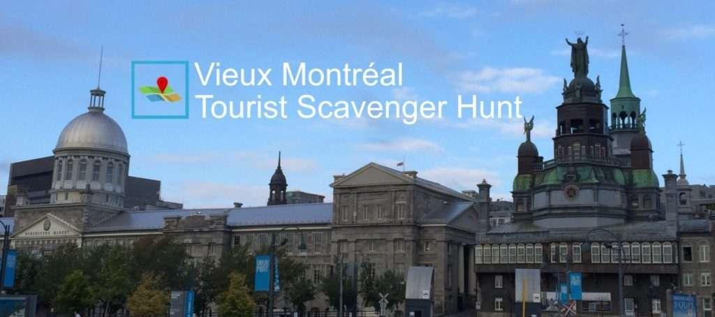 Vieux Montréal aventure urbaine