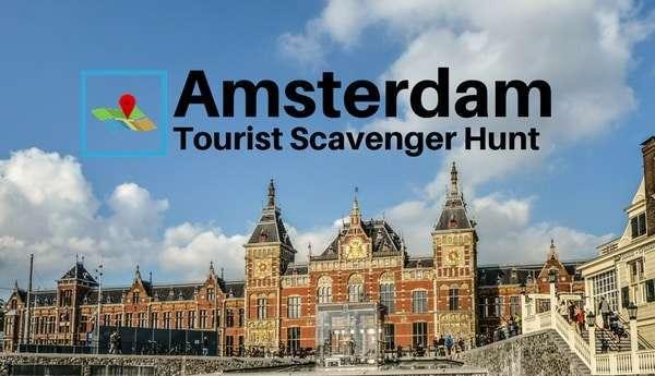 Amsterdam scavenger hunt