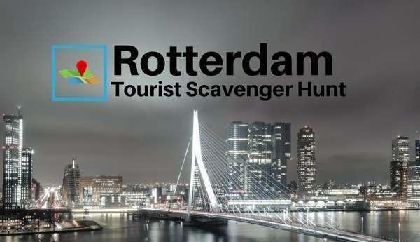 Rotterdam scavenger hunt