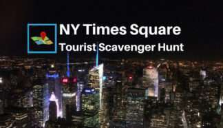 New York Times Square Scavenger Hunt