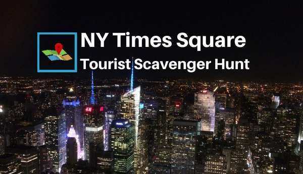 New York Times Square Scavenger Hunt