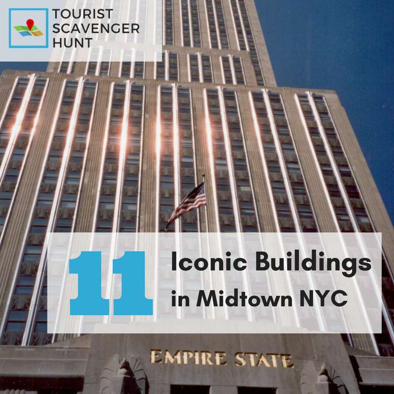 11 midtown manhattan iconic buildings