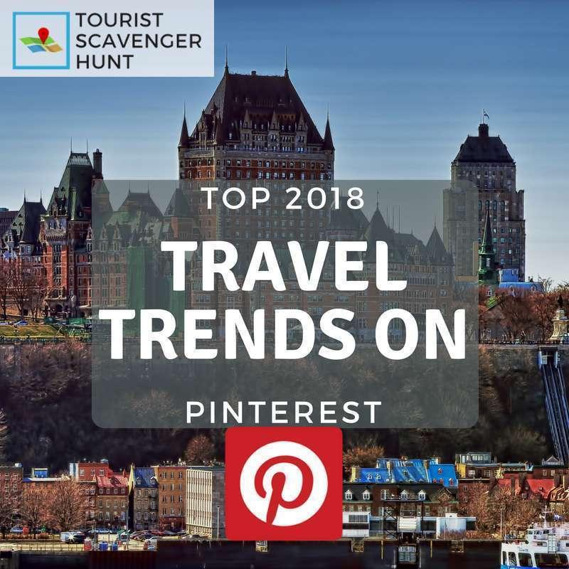 2018 travel trends on pinterest
