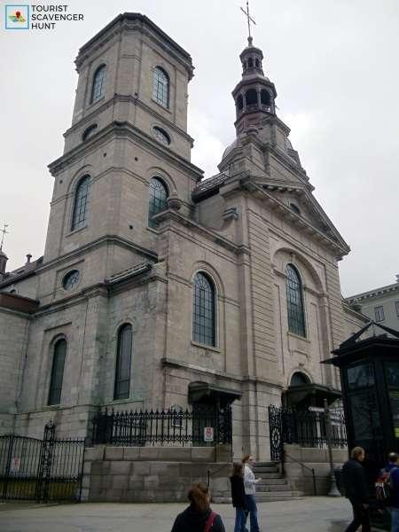 basilique cathedrale notre dame de quebec
