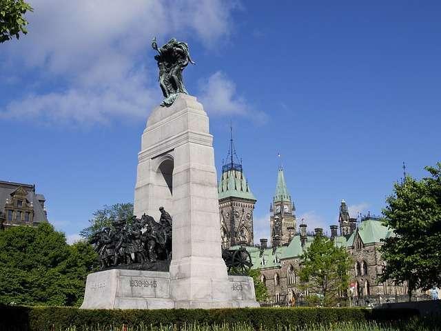 Mémorial de Guerre du Canada