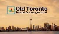 Old Toronto scavenger hunt