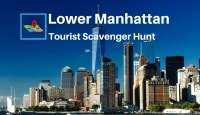 lower manhattan tourist scavenger hunt