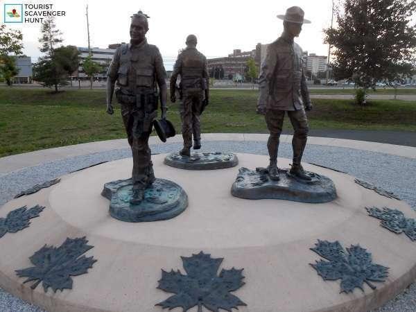 RCMP Monument GRC