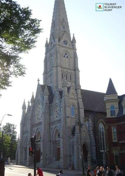 Saint-Mary