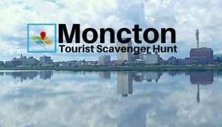 Moncton Tourist Scavenger Hunt