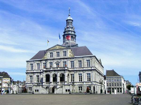 Maastricht City Hall Stadhuis van Maastricht