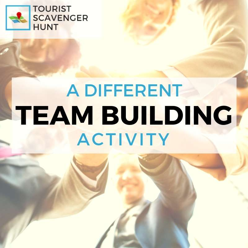 different type of team building activity
