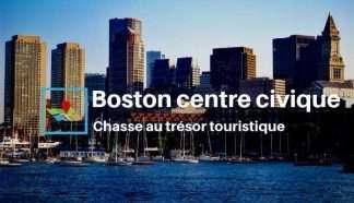 Boston centre civique