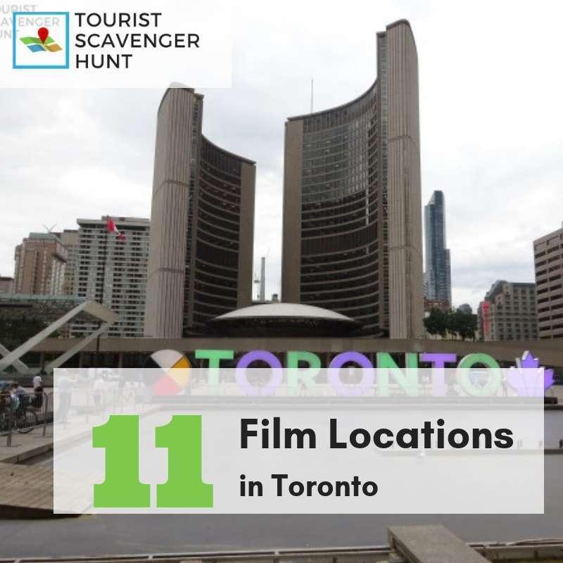 11 Toronto film locations