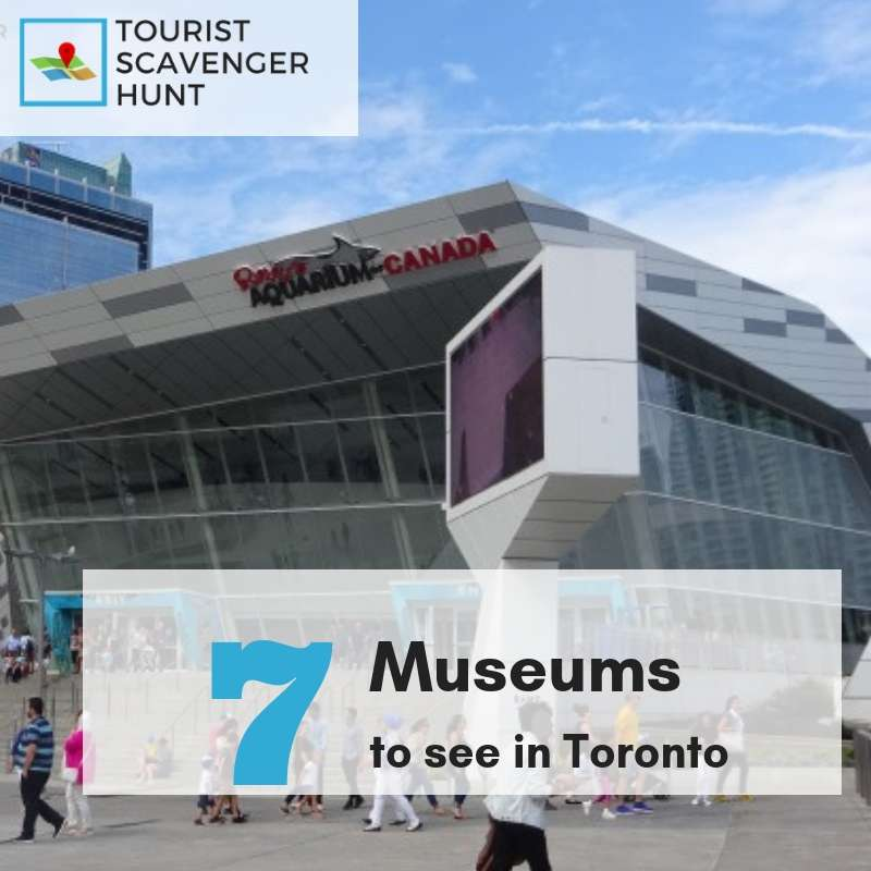 7 Toronto museums to discover