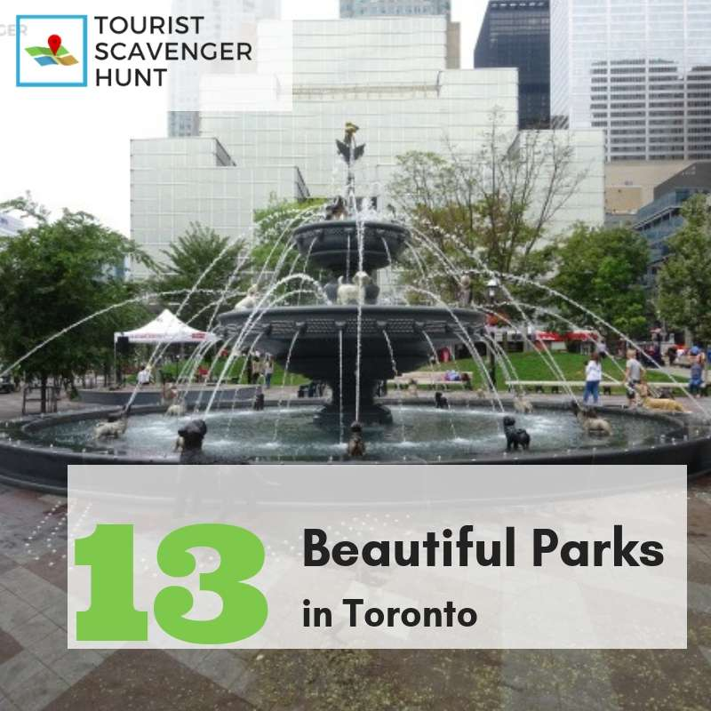 13 Toronto Parks