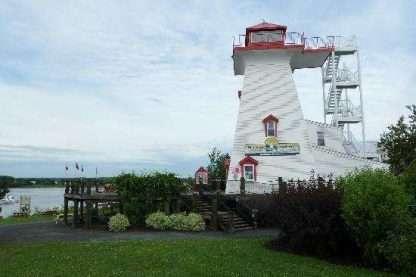 lighthouse fredericton