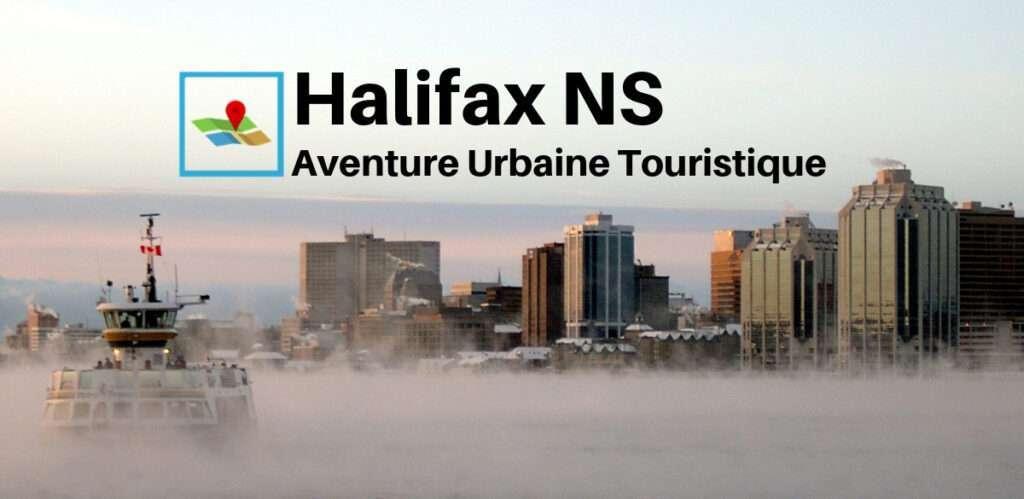 Halifax aventure urbaine touristique
