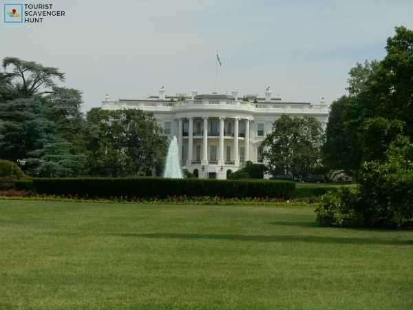 White House Maison Blanche
