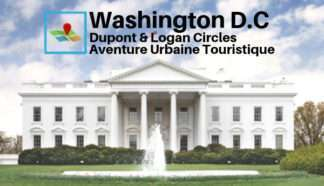 Washington Dupont Logan Circles aventure urbaine