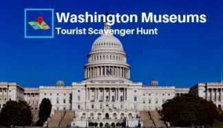 washington museums tourist scavenger hunt
