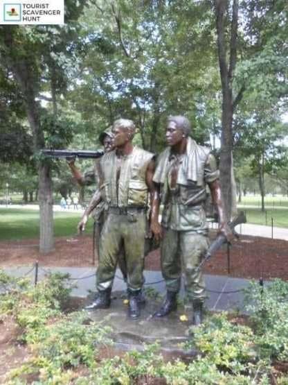 3 Servicemen
