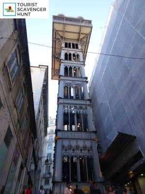 Santa Justa Lift