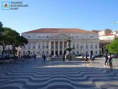 Teatro Nacional D Maria II