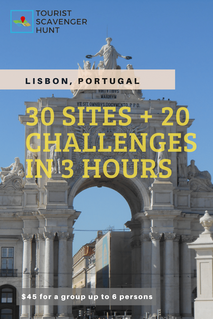 Things to do in Lisbon, Portugal History