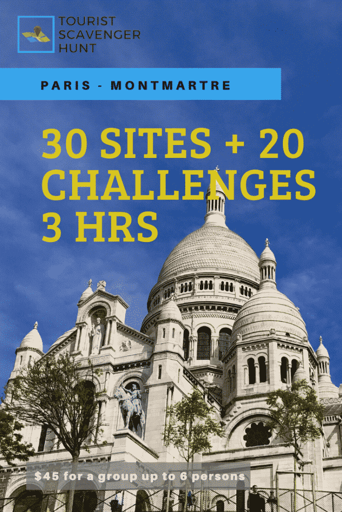 Paris, Things to do in Montmartre history