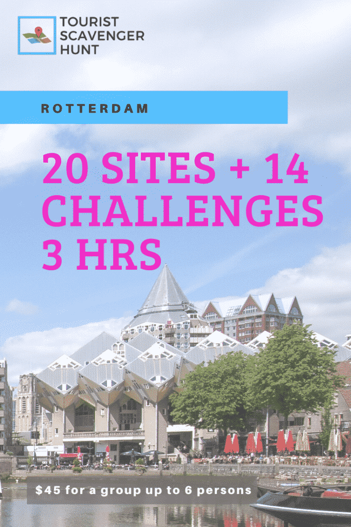 Things to do in Rotterdam, Netherlands