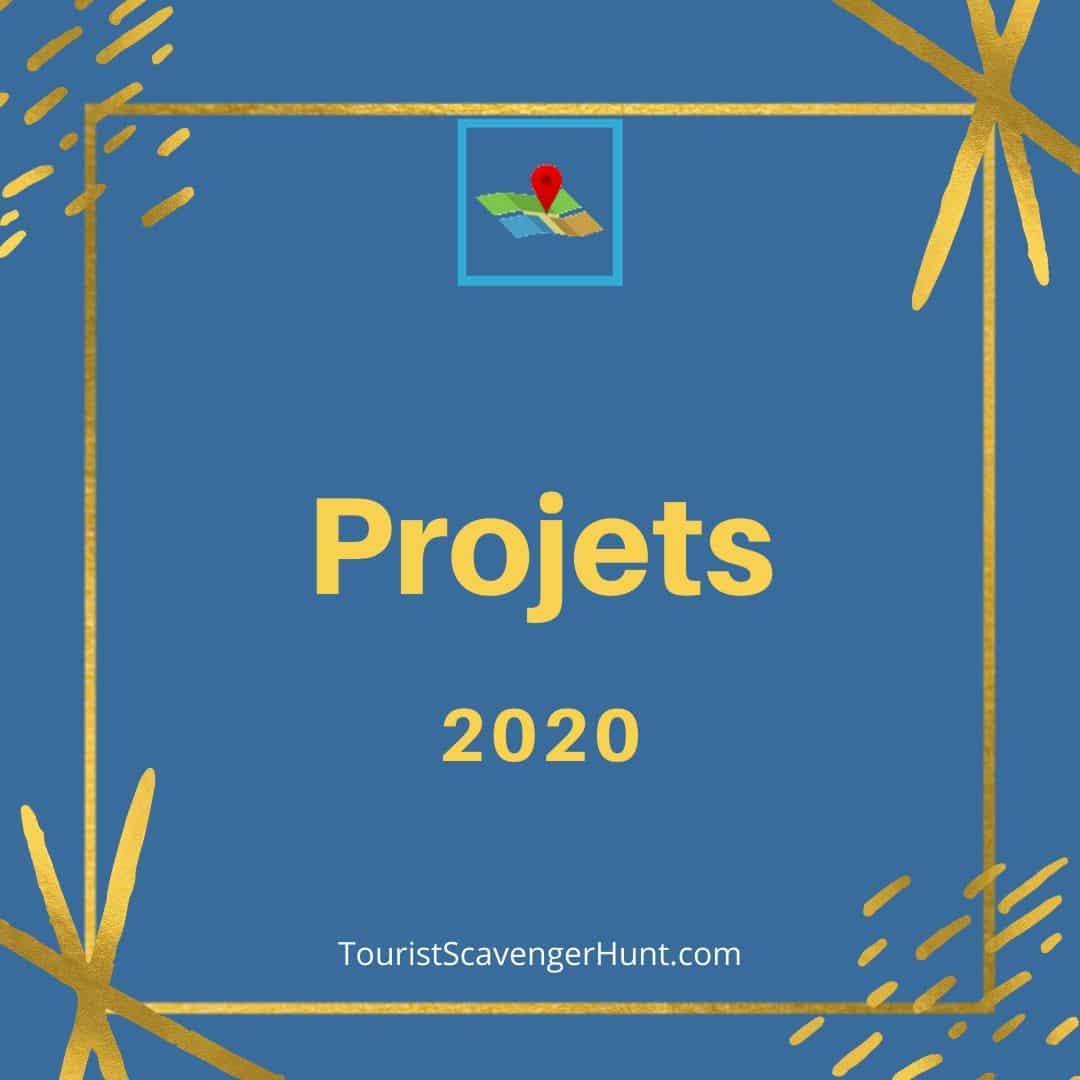 2020 projets
