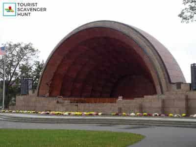 Hatch Memorial Shell