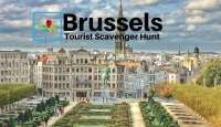 Brussels Tourist Scavenger Hunt