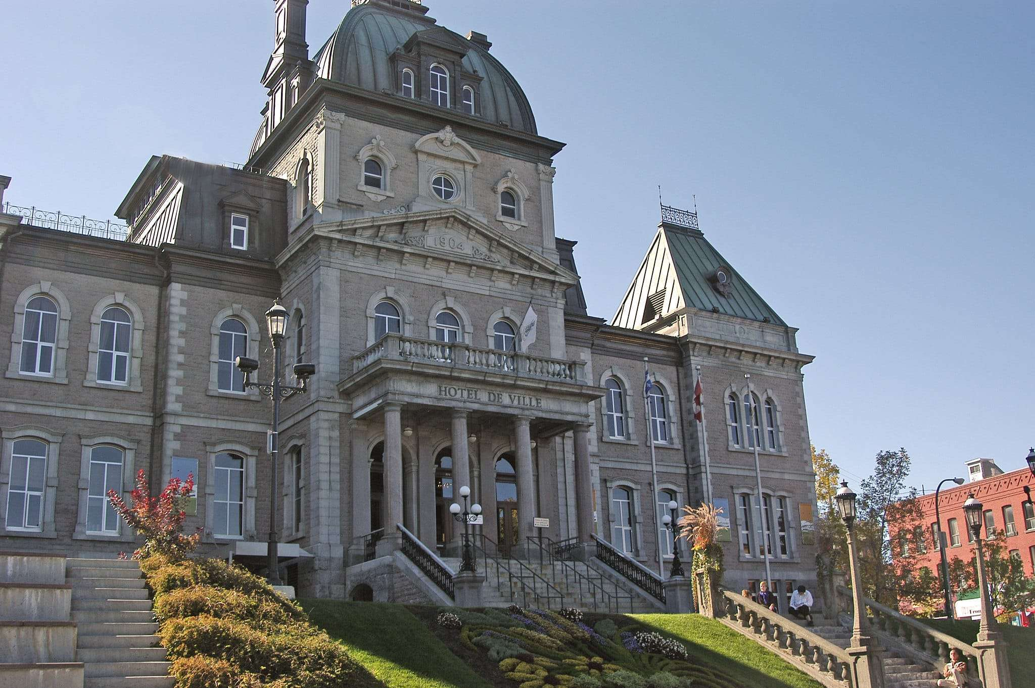 Hôtel de ville de Sherbrooke