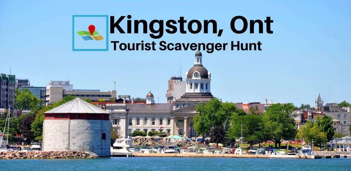 Kingston Tourist Scavenger Hunt
