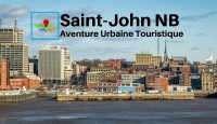 Saint John Aventure Urbaine Touristique