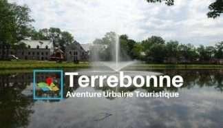 Terrebonne Aventure urbaine Touristique